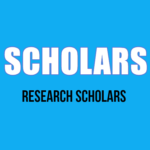 Group logo of Research Scholars